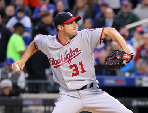 MLB Lineup Picks / Rankings August 7 – Pitchers